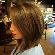 layered bob haircut ideas
