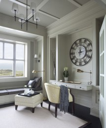 New England Style Home Interior Design Ideas