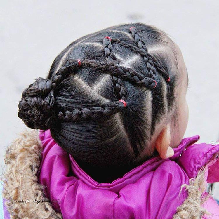 25 little girl haircut