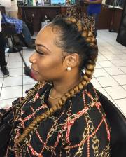 two braids hairstyle ideas