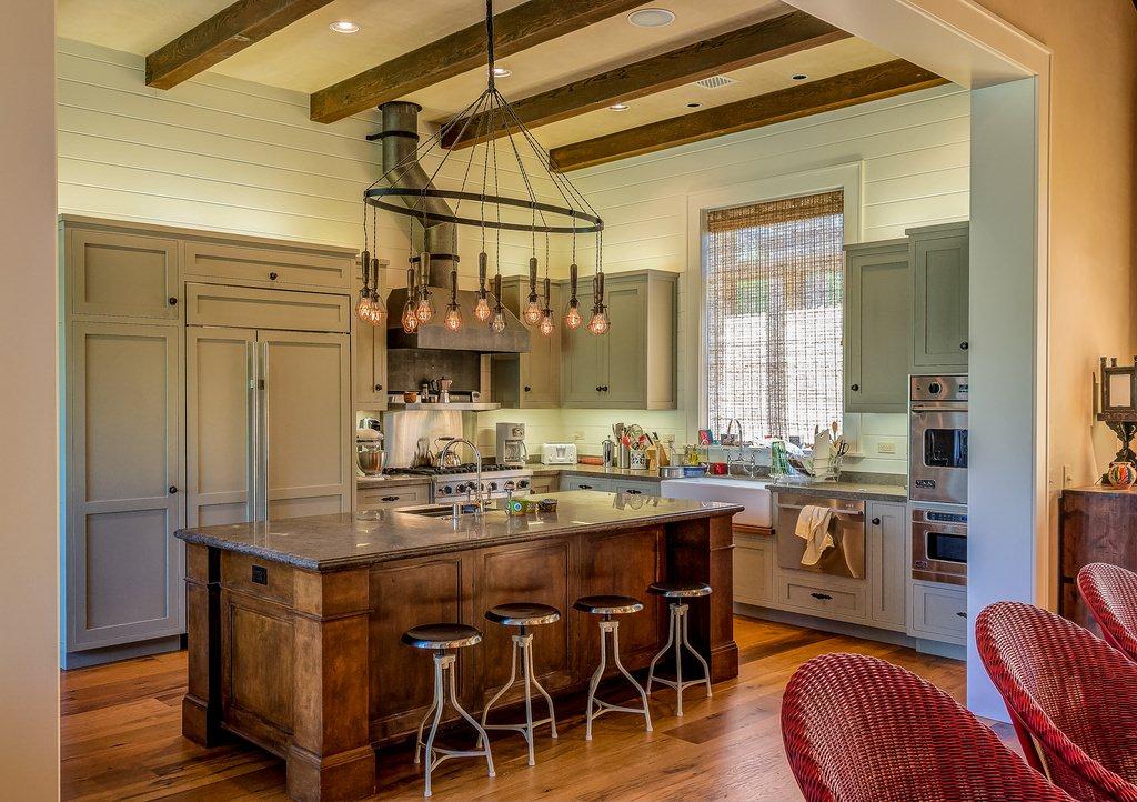 Luxury Kitchens Large Islands