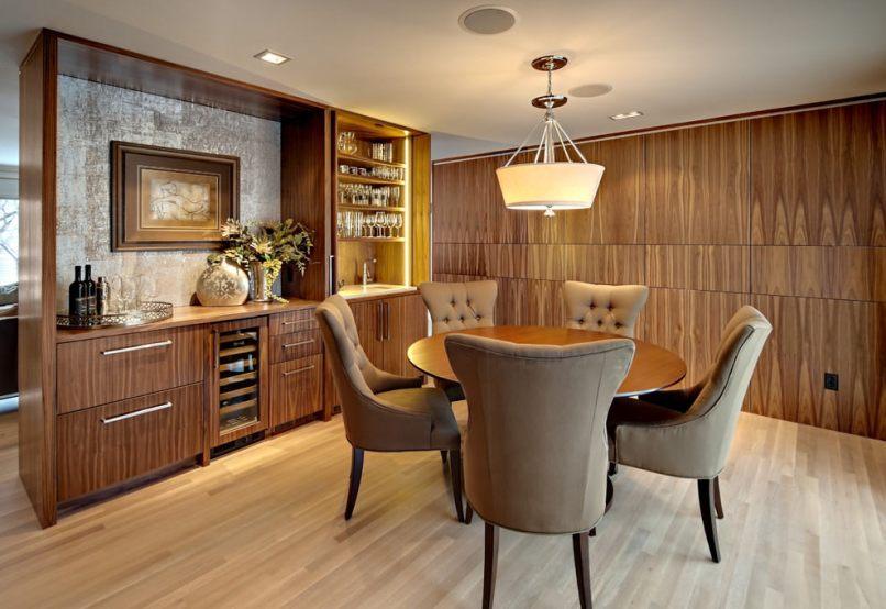25 Dining Room Cabinet Designs Decorating Ideas Design Trends