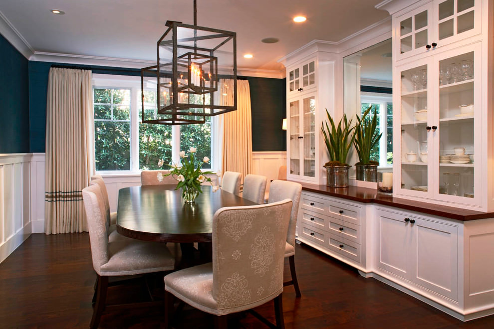Wall Dining Room Cupboard Design, Wall Cabinets In Dining Room