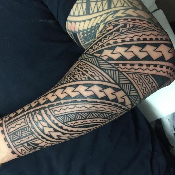 African Tribal Tattoo Designs