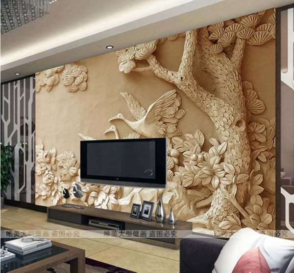 Cool 3d Wall Design Decor Ideas Trends
