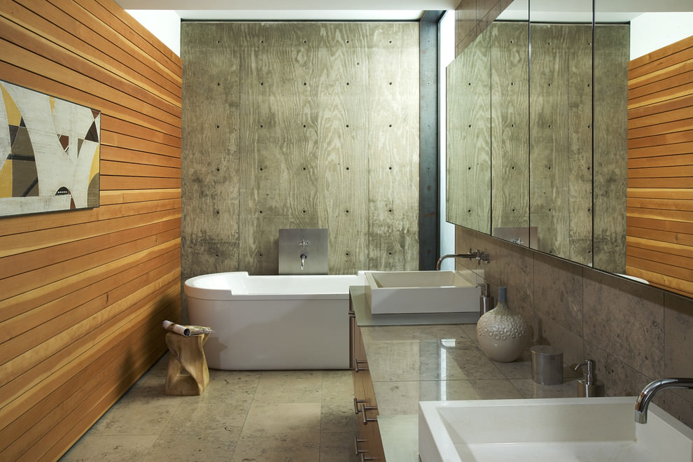 23+ Concrete Wall Designs, Decor Ideas
