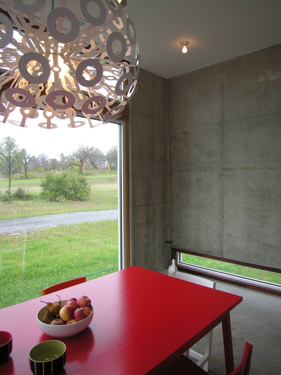 23 Concrete Wall Designs, Decor Ideas Design Trends - Patio Ideas