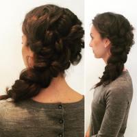 27+ Side Braid Hairstyle Designs, Ideas   Design Trends ...