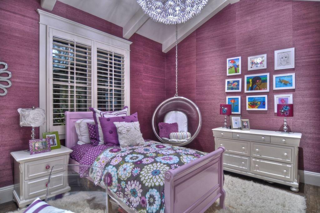 27 Purple Childs Room Designs  Kids room Designs