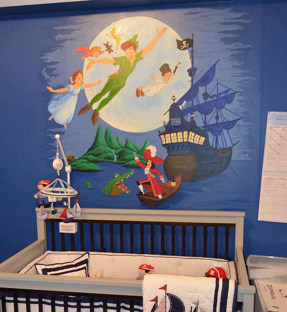 24 Disney Themed Bedroom Designs Decorating Ideas  Design Trends  Premium PSD Vector Downloads
