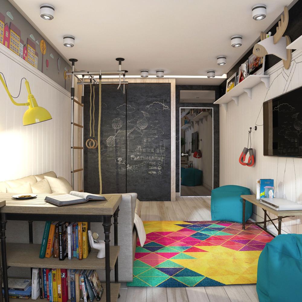 24+ Teen Boys Room Designs, Decorating Ideas | Design ...