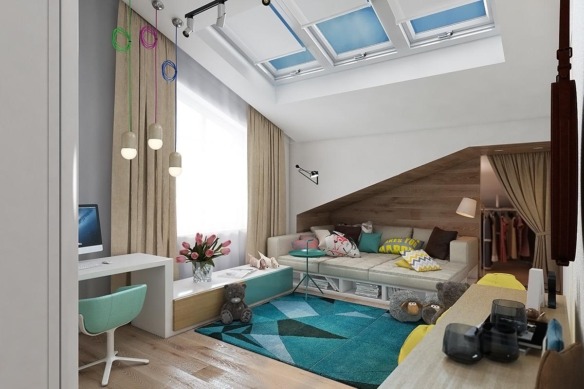 24 Modern Kids Bedroom Designs Decorating Ideas Design