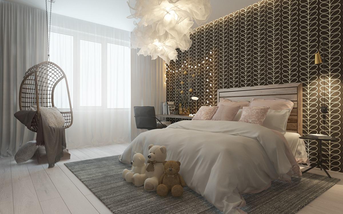 24+ Modern Kids Bedroom Designs, Decorating Ideas