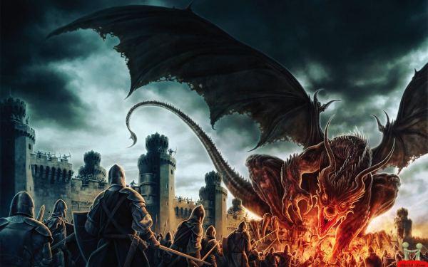 Dragon Wallpapers Backgrounds Design Trends - Premium Psd Vector