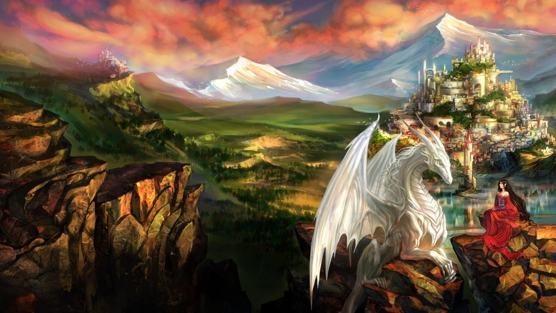 29 Dragon Wallpapers Backgrounds Images Pictures