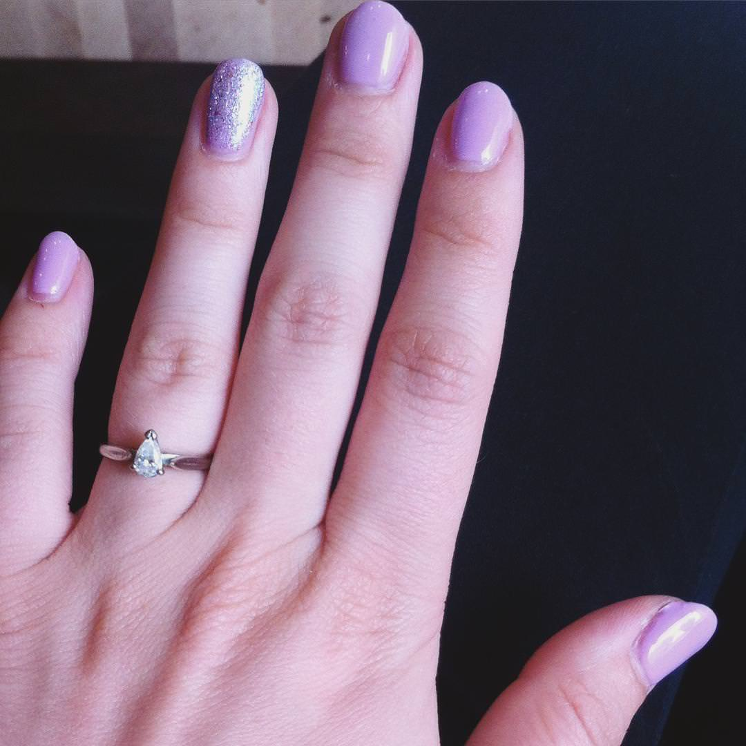 23+ Pear Shaped Engagement Ring Designs, Trends  Design