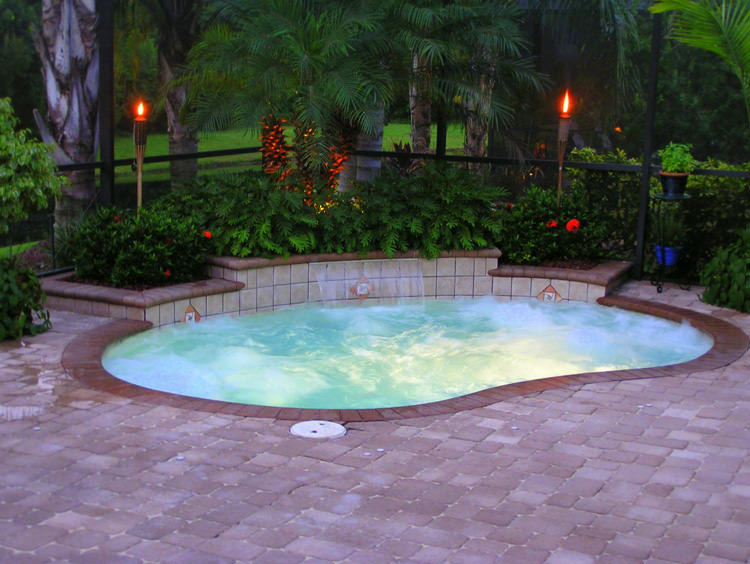 24+ Small Swimming Pool Designs, Decorating Ideas Design