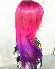 two toned hairstyles ideas