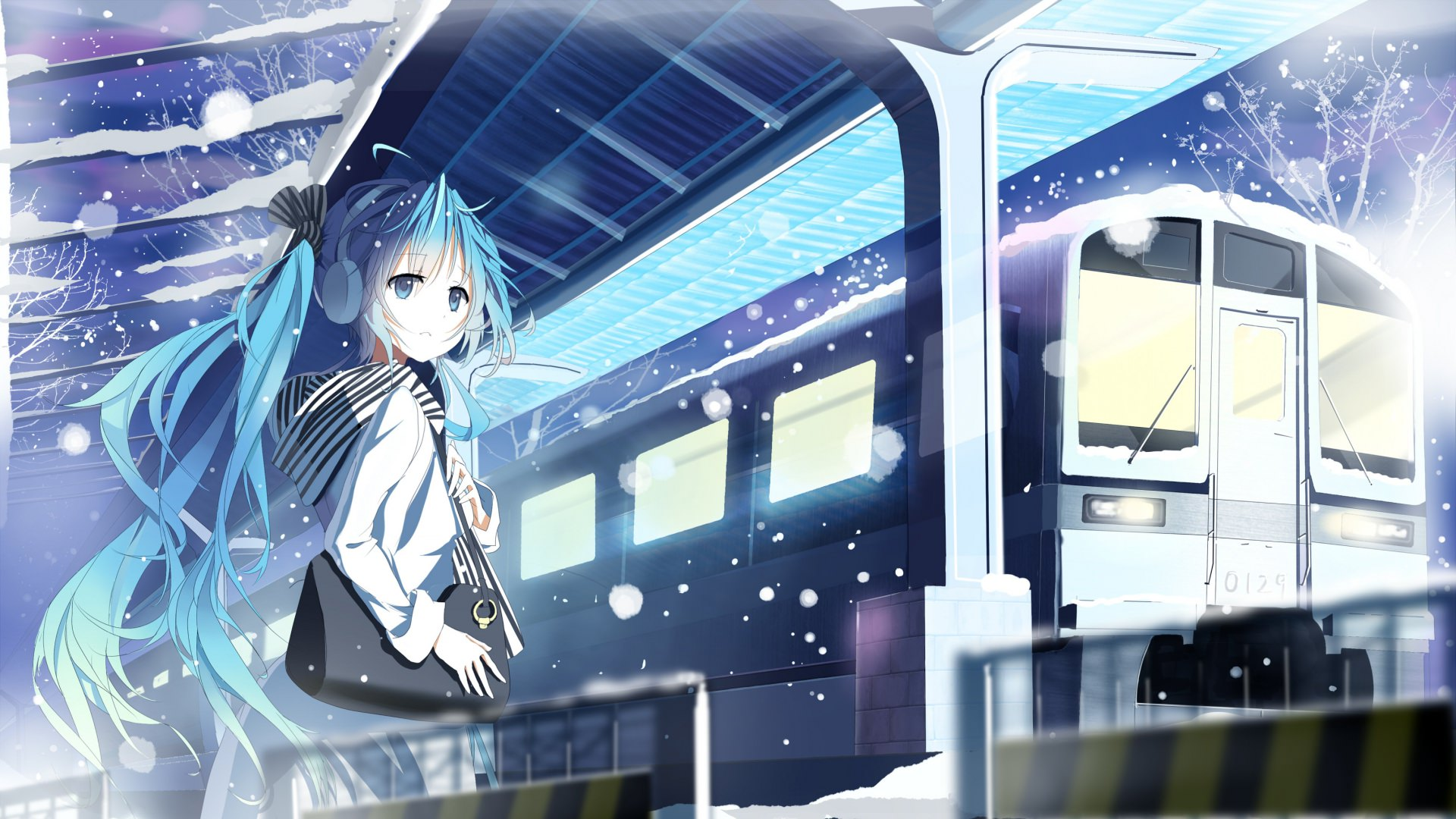 Alone Boy And Girl Wallpaper 24 Anime Backgrounds Wallpapers Images Pictures