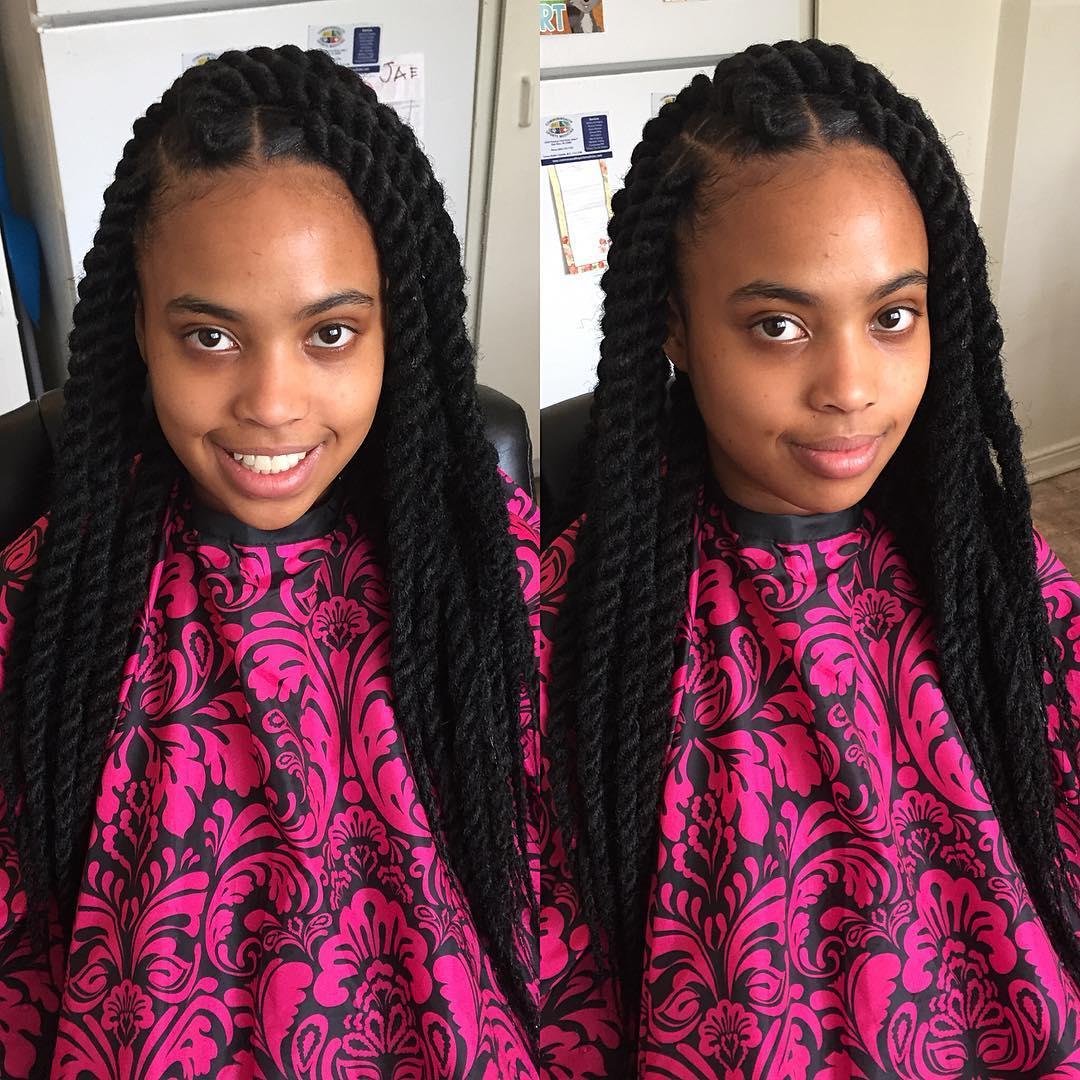 Cute Natural Hairstyle Ideas Damen Hair