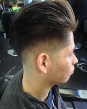 rad pompadour haircut design