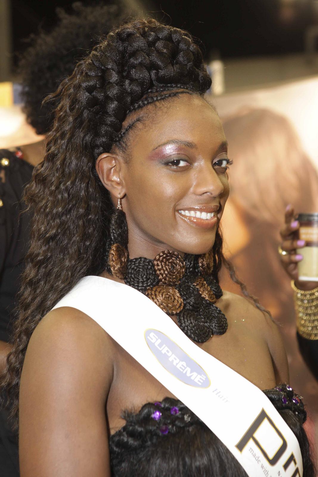26 Goddess Braided Hairstyle Designs  Design Trends  Premium PSD Vector Downloads