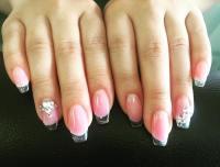 25+ Pink Acrylic Nail Art, Designs, Ideas | Design Trends ...