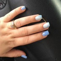 27+ Simple Acrylic Nail Designs, Ideas