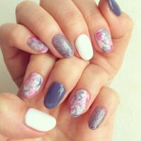 26+ Spring Acrylic Nail Designs, Ideas | Design Trends ...