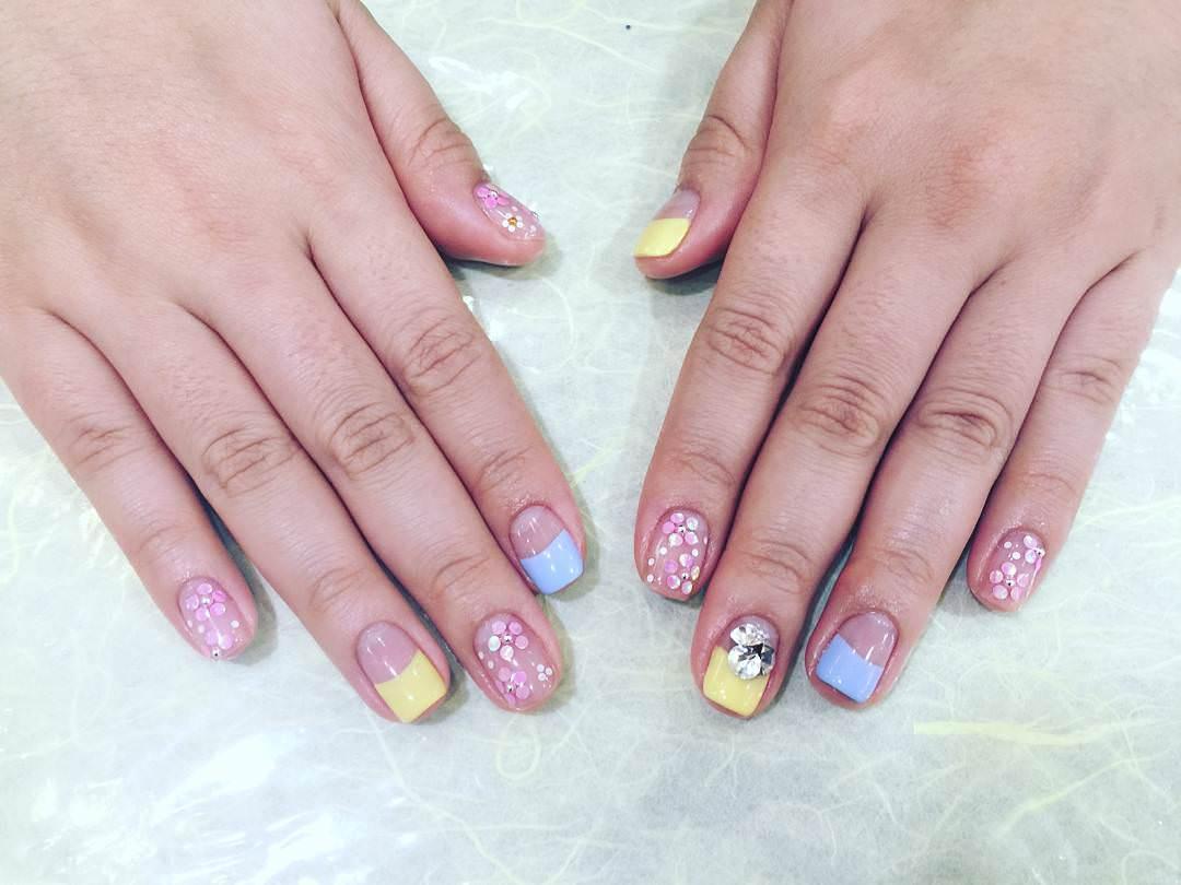 26+ Spring Acrylic Nail Designs, Ideas