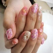 japanese nail art design