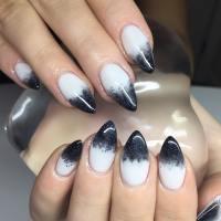 White Acrylic Nails Designs | Rachael Edwards