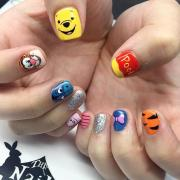 kids nail art design ideas