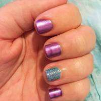 Acrylic Nails Solid Colors | Best Nail Designs 2018