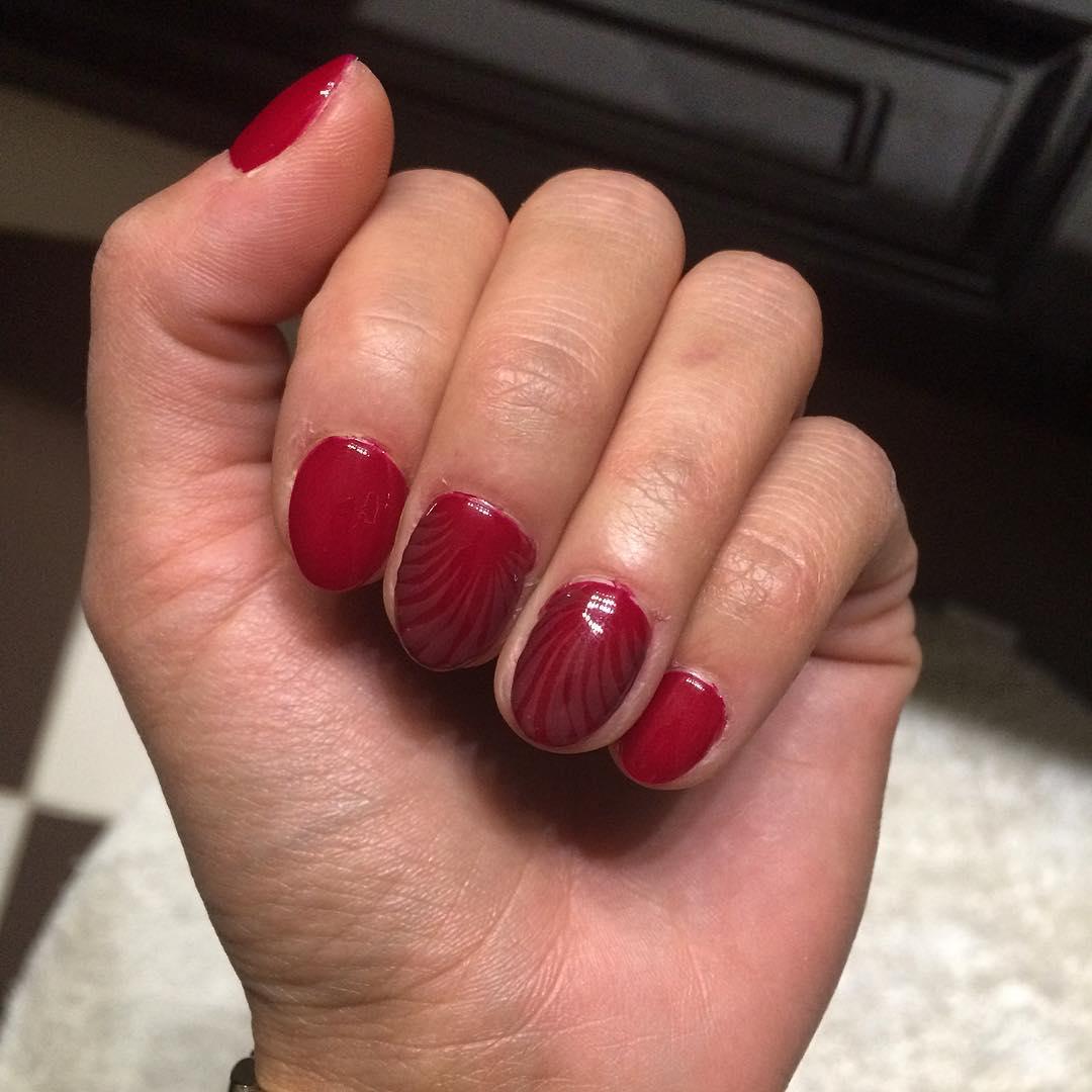 Shortest Acrylic Nails Image