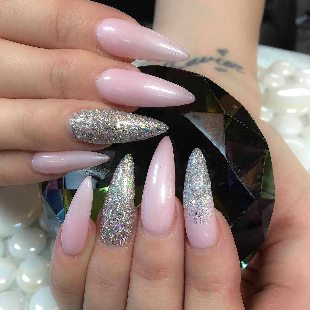Cly Bling Nail Design For Women