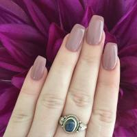 26+ Long Acrylic Nail Art Designs , Ideas
