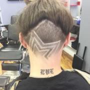 female taper haircut ideas