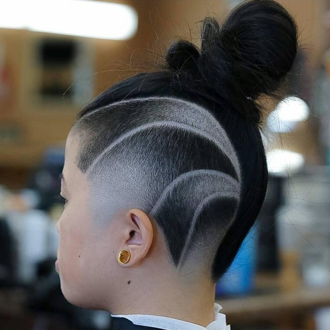 22 Female Taper Haircut Ideas Designs  Hairstyles  Design Trends  Premium PSD Vector Downloads