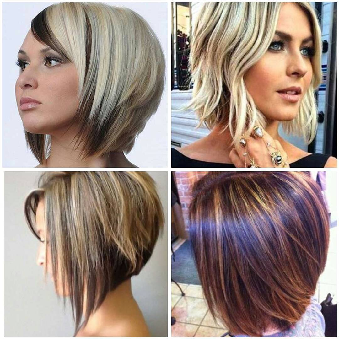 Short Bob Type Hairstyles | The Best 33 Short Bob Haircuts ...