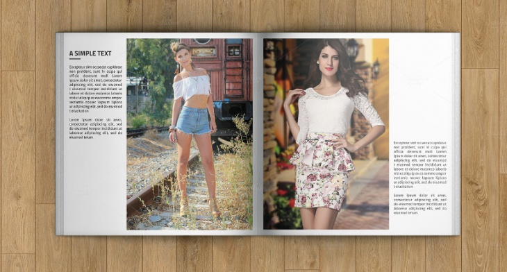 21+ Fashion Brochure Designs, PSD Download | Design Trends - Premium ...