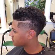 skin taper haircut design