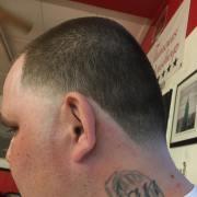 skin taper haircut design