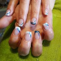 26+ Summer Acrylic Nail Designs, Ideas | Design Trends ...