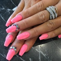 26+ Fall Acrylic Nail Designs, Ideas | Design Trends ...
