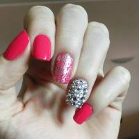 25+ Red Carpet Nail Designs, Ideas