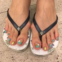 27+ Easy Summer Nail Art Designs, Ideas   Design Trends ...