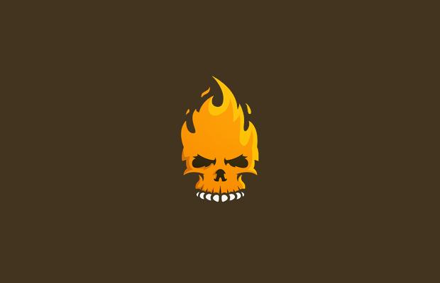 26 Fire Logo Designs Ideas Examples  Design Trends