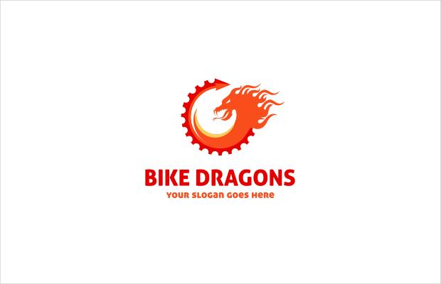 21 Dragon Logo Designs Ideas Examples Design Trends