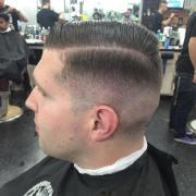 skin fade haircut ideas